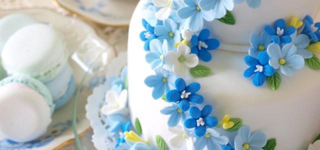 知られざるウェディングケーキ3段の秘密。