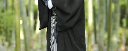 一家の代表の証。新郎袴の秘密
