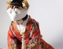 小さな子供たちが花嫁さんを見る機会。