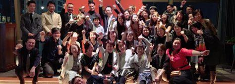 WECO交流会へCROSS TOKYO☆赤坂