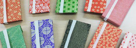 折り紙で作る!簡単ポチ袋