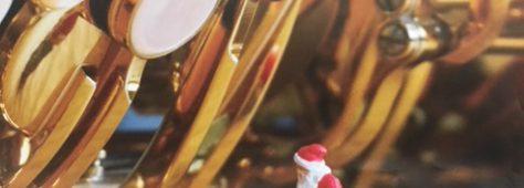 クリスマスコンサートへ向けて