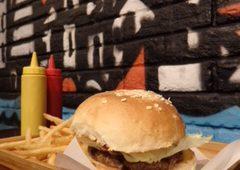 吉祥寺にハンバーガーの王様が登場。