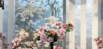 東京堂は春爛漫からの新宿のナイアガラ!