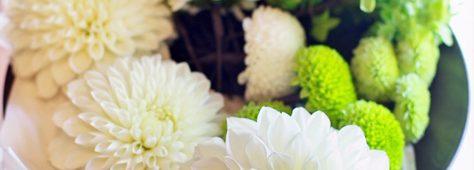へアードの生花。お値段の理由。