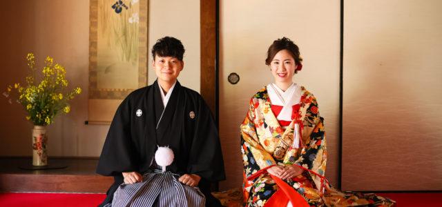 日本伝統衣装の和装衣装を一生に一回は着て欲しい!
