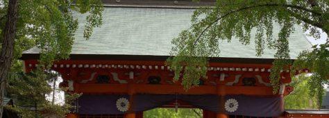 本八幡の葛飾八幡宮とても素敵です。