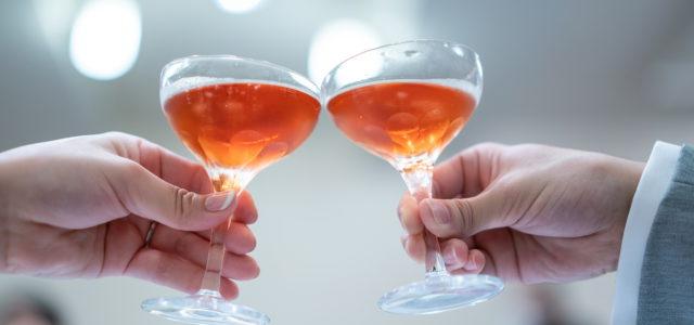 きっと人生で一番美味しいお酒の瞬間なんだと思う。